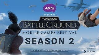 KASKUS Battleground ROS - Wave 1