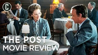 The Post Movie Review: Hanks & Streep in Spielberg's Latest Oscar Contender