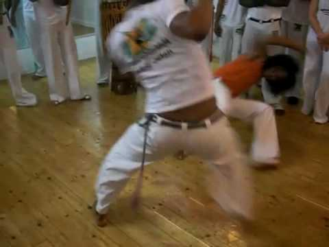 Capoeira Luanda Paris - Inst. Black -
