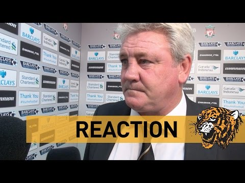 Liverpool v Hull City | Reaction With Steve Bruce