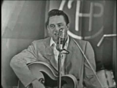 Johnny Cash - Frankies Man Johnny