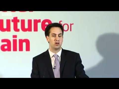 Ed Miliband - News International 'Went Unchallenged' - NOTW Phone Hacking *NEW*