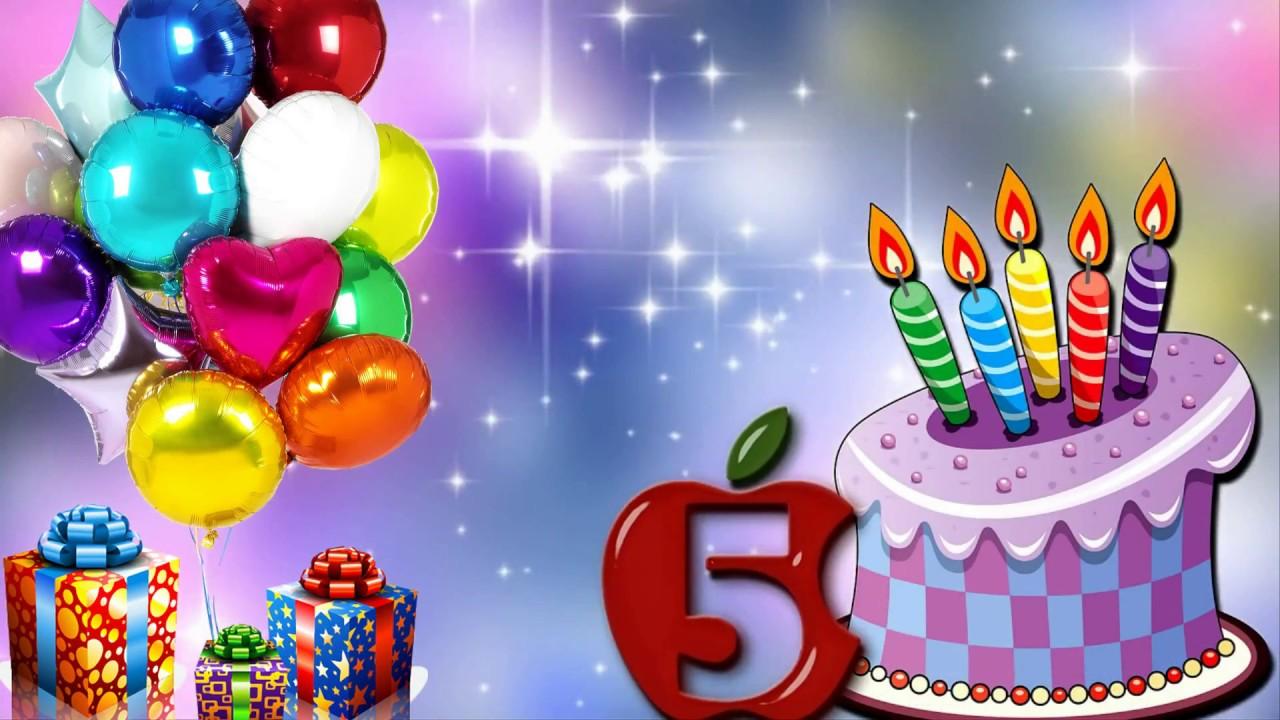 5 лет девочке поздравления родителям 98