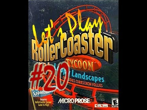 Misc Computer Games - Rollercoaster Tycoon 2 - Rock Style 2