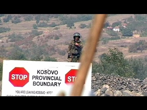 Serbia sets sights on EU with Kosovo border deal