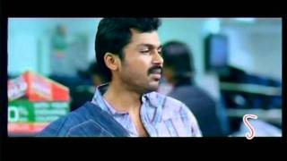 Naa Peru Shiva - Naa Peru Shiva Telugu Movie Promo Song 02(Official Video)- Karthi, Kajal Agarwal