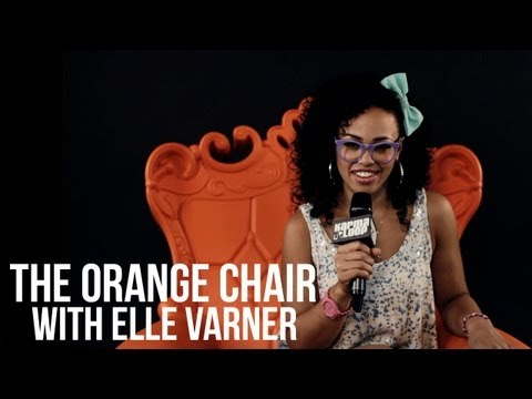 The Orange Chair with Elle Varner | Everything You Need to Know About Elle