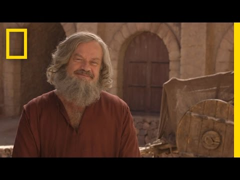 Kelsey Grammer on Playing King Herod | Killing Jesus