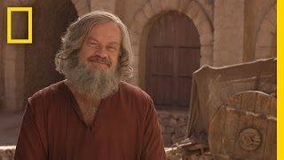 Kelsey Grammer on Playing King Herod | Killing Jesus