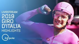 Giro d'Italia 2019 Full Highlights LIVESTREAM inCycle