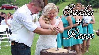 Eastern Kentucky Wedding Videography - Four Star Village - Rustic Country Wedding - Sasha and Reece