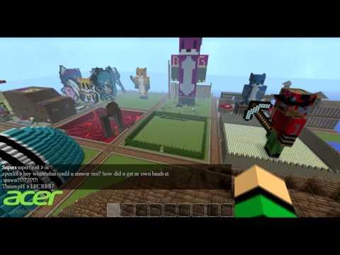 Minecraft met MIJ spelen? ItsJerryAndHarry SERVER special!
