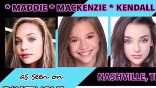 Maddie ZieglerMackenzie Ziegler And Kendall K Nashville Meet Greet