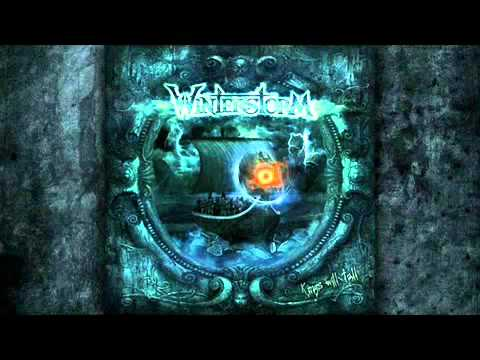 "Winterstorm - Dragonriders (NEW Album ""Kings Will Fall"")"