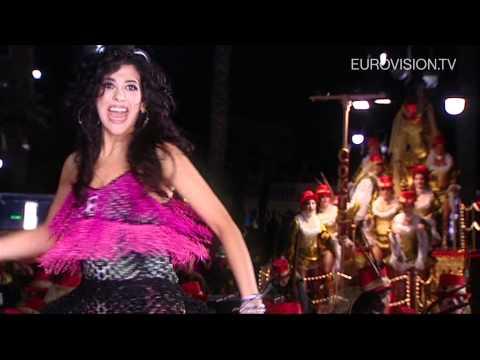 Lucia Perez - Que me quiten lo bailao (Spain)