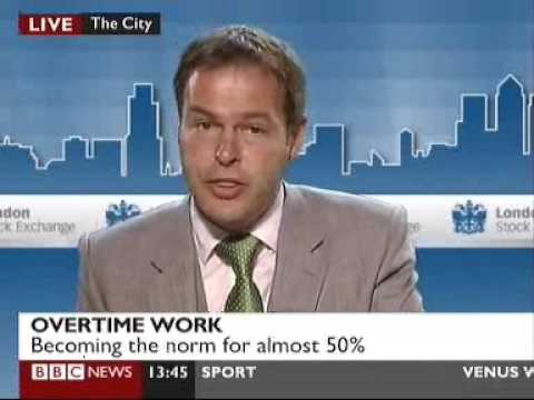 Peter Jones interviewed on BBC News regarding the BT Business Experience.