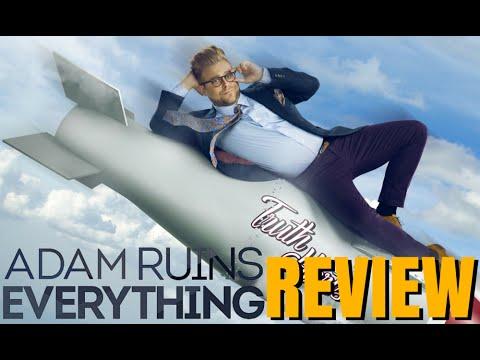 Christian's Reviews: Adam Ruins Everything: first half of season 1