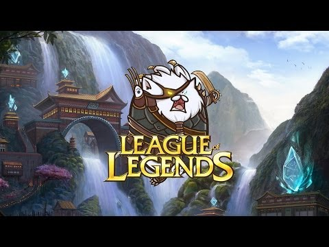 Я Лига Легенд / I'M LEAGUE OF LEGENDS