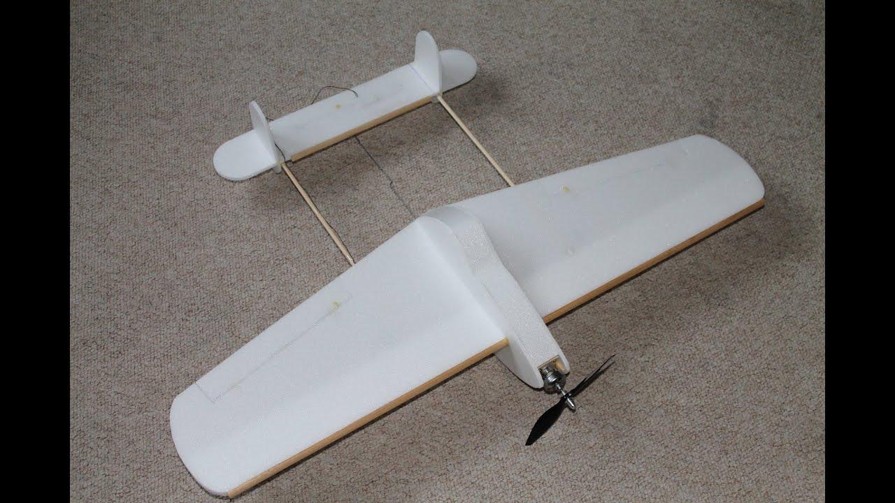 Parkflyer Depron rc Plane