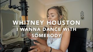 Download Lagu Whitney Houston - I Wanna Dance With Somebody   Cover Gratis STAFABAND