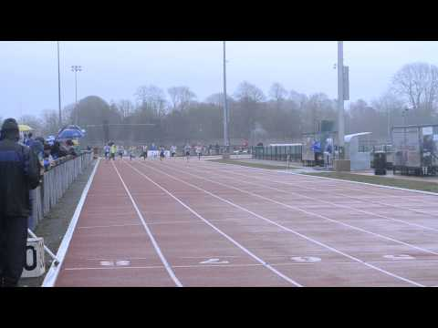 IUAA Track and Field Championships 2013: Men's 100m Final
