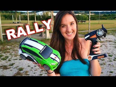 Dromida Rally Car Review - 4WD 1/18 Scale RC Car - TheRcSaylors