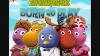 Watch Backyardigans Racing Day video