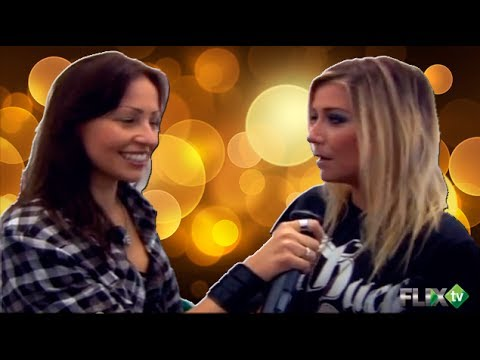 Luiza Possi - Virada Cultural Americana - Tarde com Amanda Kell - FlixTV