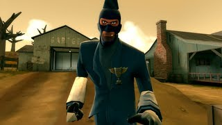 FYI Im a Spy_ TF2 [Live Commentary] Harvest Kunai