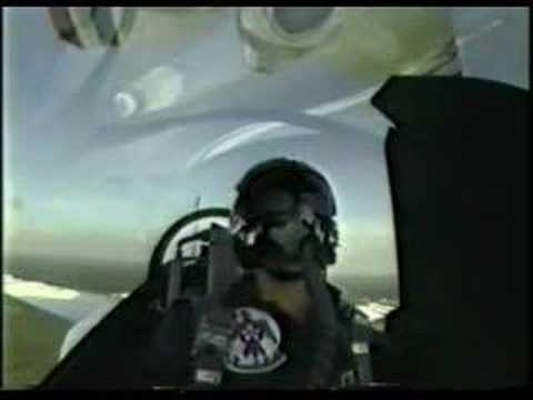 US Air Force Thunderbirds Video