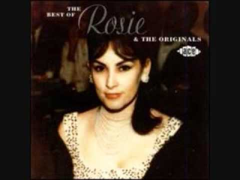 Rosie & The Originals - Lonely Blue Nights