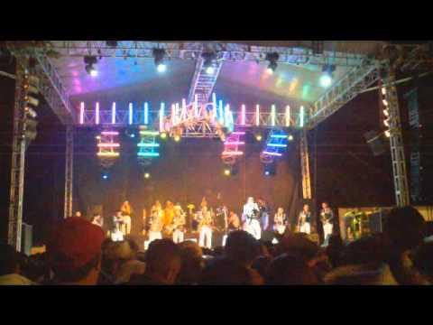 Los recoditos en la fiesta de yuriria guanajuato 2011