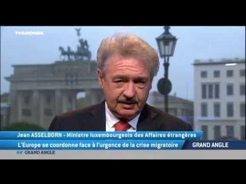 Les défis de la crise migratoire selon le ministre Jean Asselborn