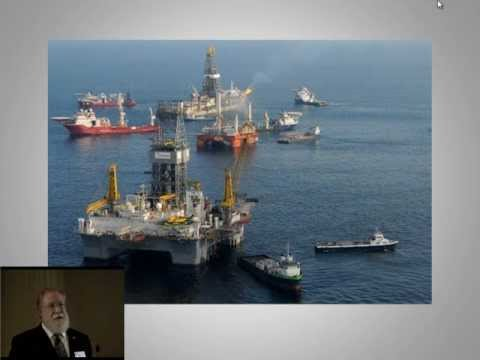 WC Rusty Riese on Oil Spills, Ethics and Society
