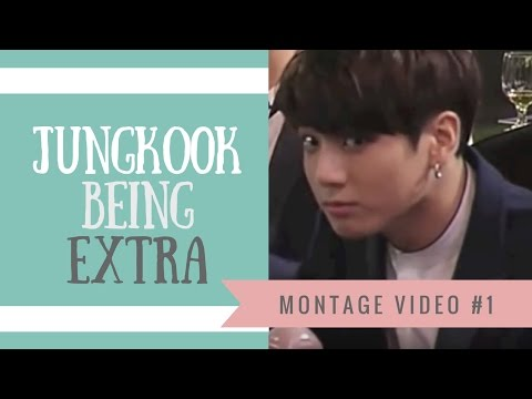 [방탄소년단 정국] JUNGKOOK BEING EXTRA - MONTAGE VIDEO #1