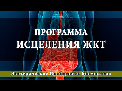 Космоэнергетика | Программа исцеления ЖКТ [Академия Энергетических Практик]