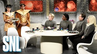 Space Thanksgiving - SNL