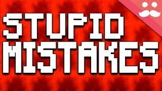 STUPID REDSTONE MISTAKES: How to Fix Them!!