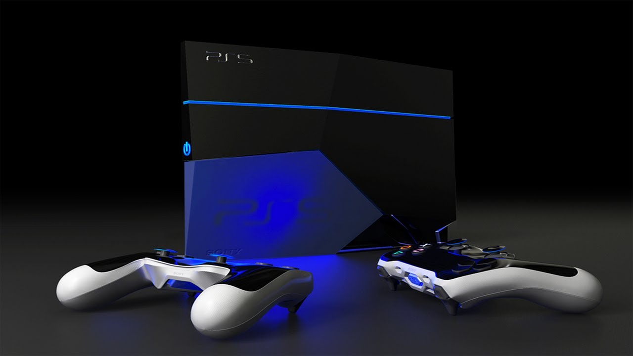 New Sony Playstation 5 Epic Concept 2014 Youtube