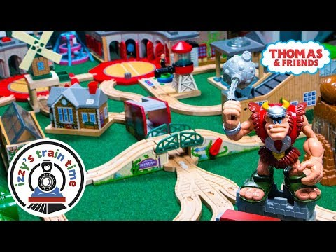 Thomas and Friends ANNA'S TOY DEPOT TRACK | Fun Toy Trains for Kids | Thomas Train Videos for Kids