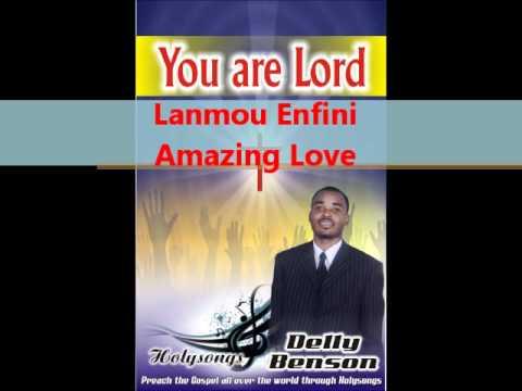 Lanmou Enfini- Amazing Love Delly Benson video