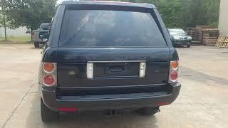 NOW PARTING 2004 Range Rover L322 HSE BLUE/TAN EUROHOLICS AUTO PARTS