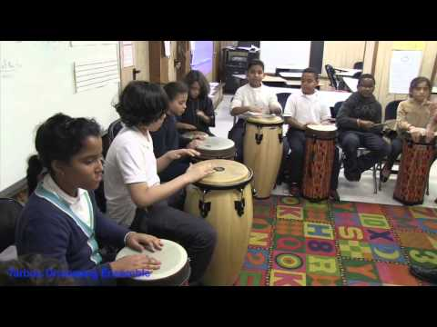 Performance of the Week - Tarbox School 5th Grade Drumming Ensemble