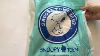 Snoopy Town Shop - Kırtasiye Alışverişi (Stationery Shopping)