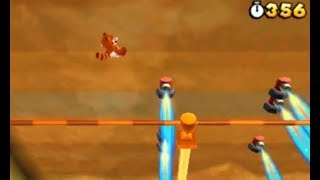 Super Mario 3D Land any% in 54:51 [Future Former World Record]