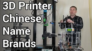 Which Chinese Brands Can You Trust in 3D Printing?