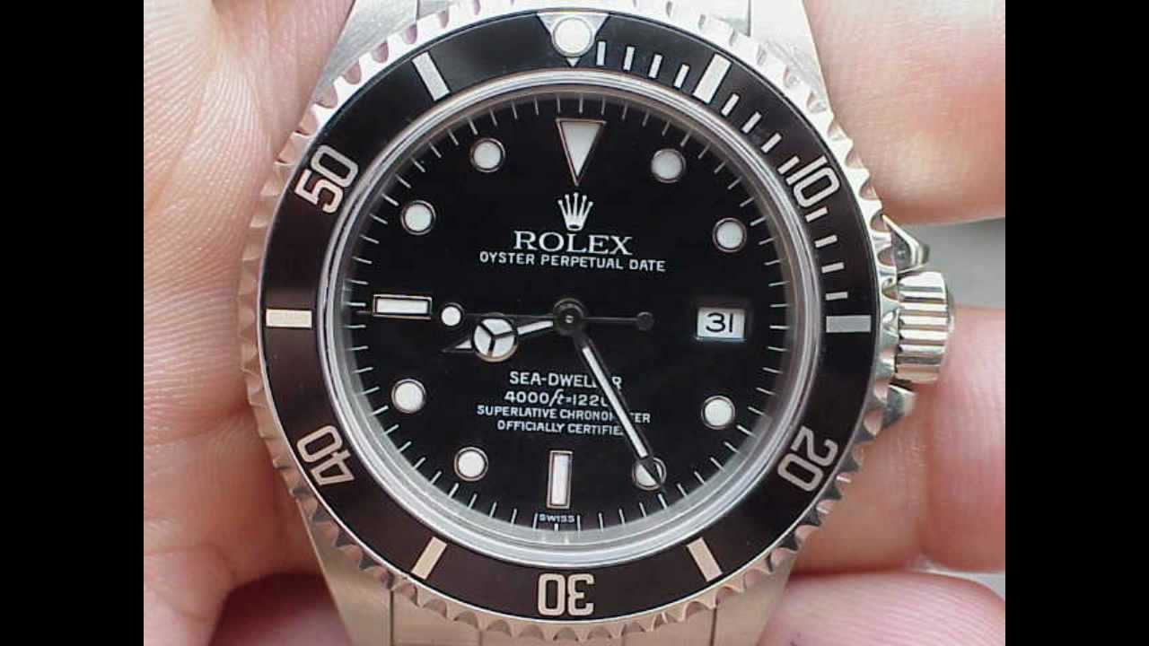 Rolex Sea Dweller 16600 Replica Rolex Sea-dweller 16600