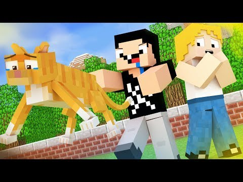 Cat Life - Minecraft Animation