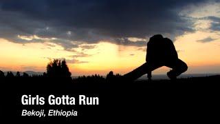 download lagu Girls Gotta Run In Bekoji, Ethiopia gratis
