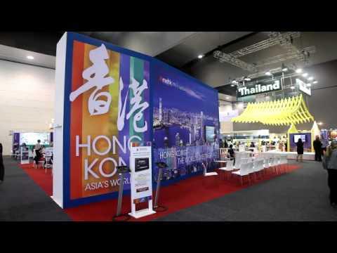 Hong Kong Tourism Board @ AIME 2015